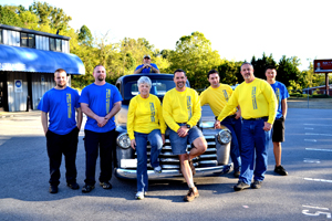 Jimmy's Automotive Center Team